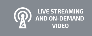 live streaming and on-demand video